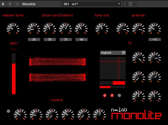 Monolite 1.0.5